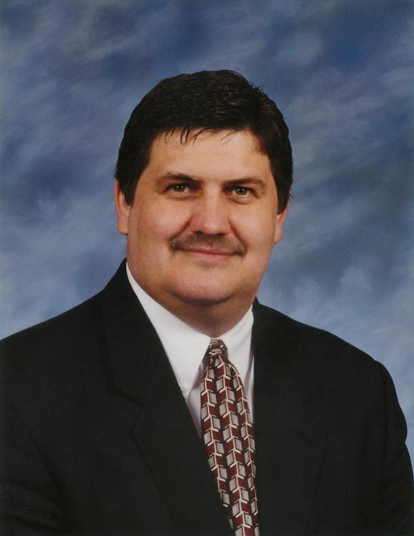 Pastor Boyd Byerly